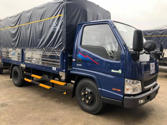 Giá xe tải Hyundai cập nhật tháng 8/2018 - 3