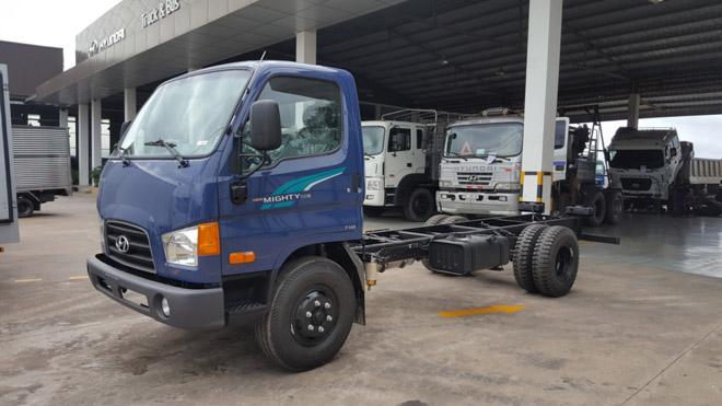Giá xe tải Hyundai cập nhật tháng 8/2018 - 6