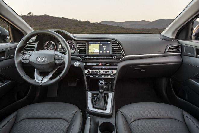 Hyundai Elantra 2019 chính thức ra mắt với thiết kế hoàn toàn mới - 4