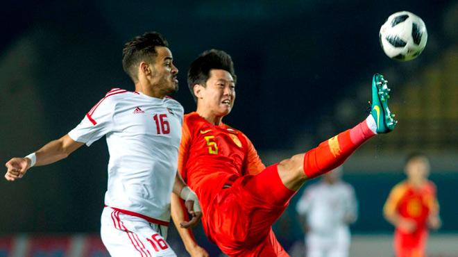 U23 Trung Quốc - U23 Saudi Arabia: Choáng váng hattrick, đại tiệc 7 bàn - 1