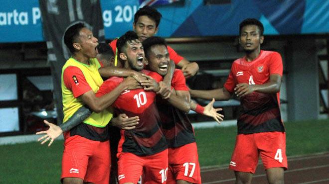 U23 Indonesia - U23 UAE: Cuộc đấu nghẹt thở, luân lưu tranh vé tứ kết - 1