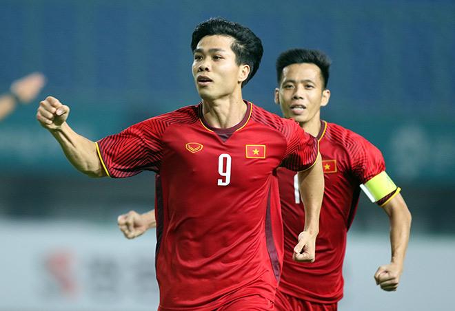 Công Phượng Hành động Kỳ Lạ Sau Khi Ghi Bàn Cho U23 Việt Nam