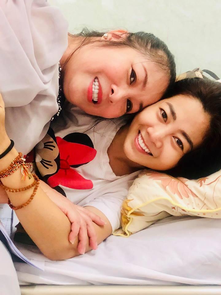 Mai Phương được ủng hộ gần 2 tỷ, Lê Bình nằm giường hành lang 200.000 đồng - hình ảnh 2