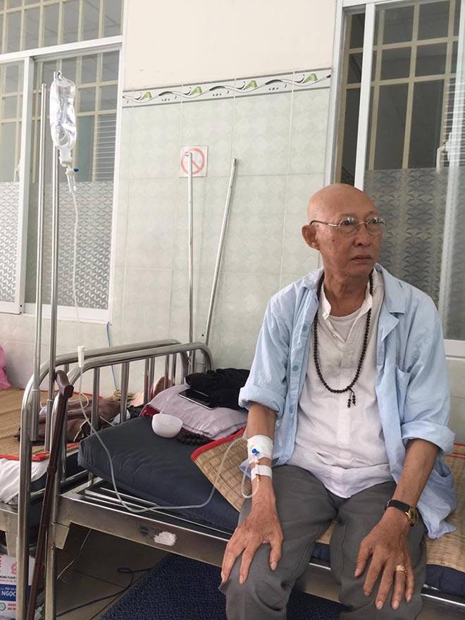 Mai Phương được ủng hộ gần 2 tỷ, Lê Bình nằm giường hành lang 200.000 đồng - hình ảnh 5