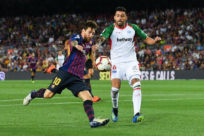 """Tròn 13 năm Messi ra mắt Barca: Thế giới biết ơn, Real siêu """"ghen tị"""" - 3"""
