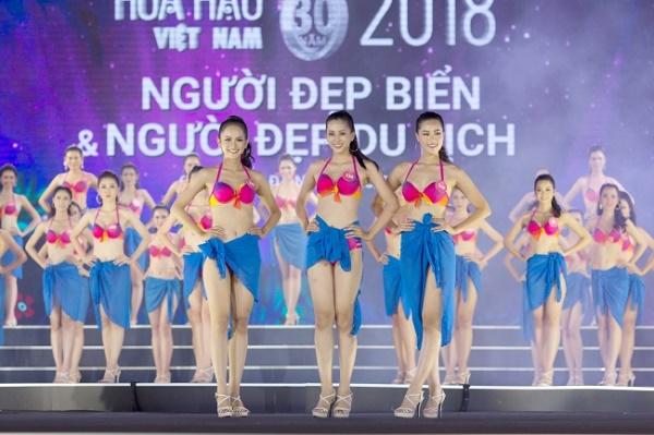 Lộ diện Top 3 Người đẹp Biển của Hoa hậu Việt Nam - hình ảnh 1