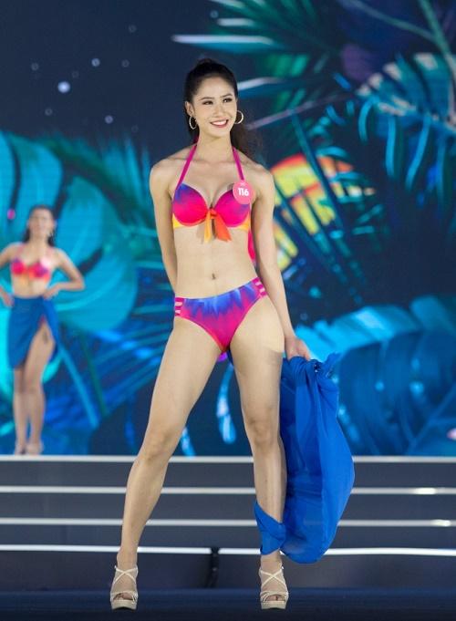 Lộ diện Top 3 Người đẹp Biển của Hoa hậu Việt Nam - hình ảnh 4