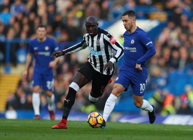 Newcastle – Chelsea: Hazard sung mãn, đua ngôi đầu với Liverpool - 1