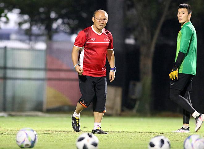 U23 Việt Nam: Thầy Park gây bất ngờ với Công Phượng & Xuân Trường - 1