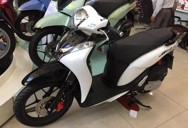 Bảng giá xe ga Honda mới nhất: Vision, SH giảm giá tháng cô hồn - 2
