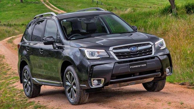 Giá xe Subaru cập nhật tháng 9/2018: Sedan hạng D Legacy giá đề xuất từ 1,587 tỷ đồng - 2