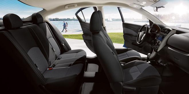 Nissan ra mắt phiên bản Sunny 2019 mới: Nâng cấp nhẹ nhàng, giá từ 12.360 USD - 4
