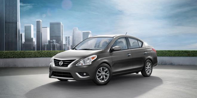 Nissan ra mắt phiên bản Sunny 2019 mới: Nâng cấp nhẹ nhàng, giá từ 12.360 USD - 8
