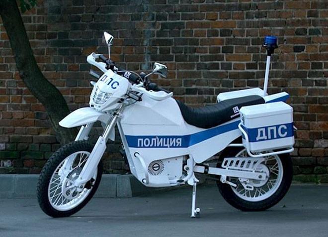 Hãng vũ khí Nga ra mắt xe máy điện phục vụ mục đích dân sự - 2