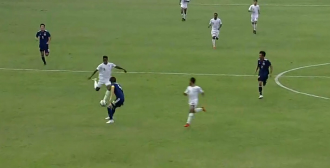 """U23 Nhật Bản - U23 Saudi Arabia: Song tấu bùng nổ, cú đúp """"trời giáng"""" - 1"""
