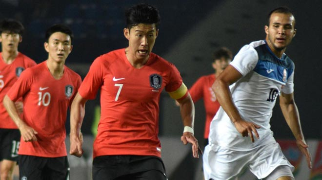 Tứ kết ASIAD 2018: U23 VN - U23 Syria hay cặp đấu nào khó lường nhất? - 1