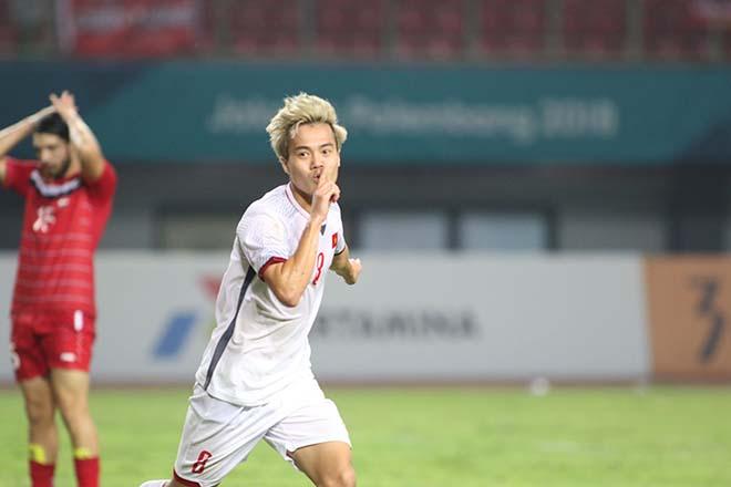 Văn Toàn ghi bàn thắng quan trọng, giúp U23 Việt Nam đi tiếp