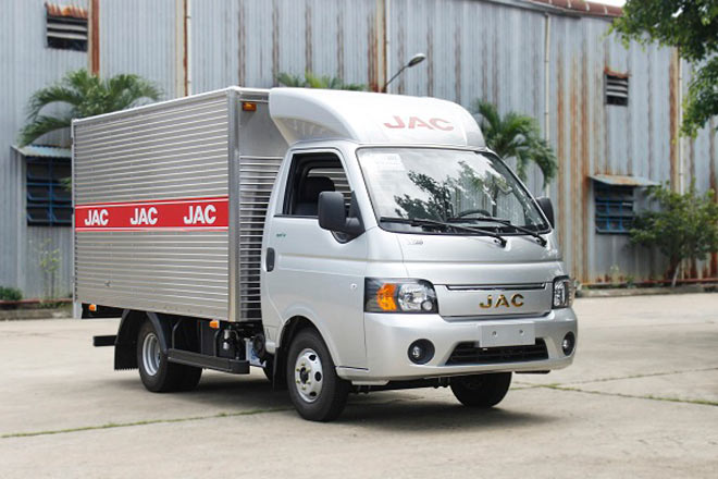 Ô Tô Jac Việt Nam ra mắt dòng xe tải Jac X Series mới - 4