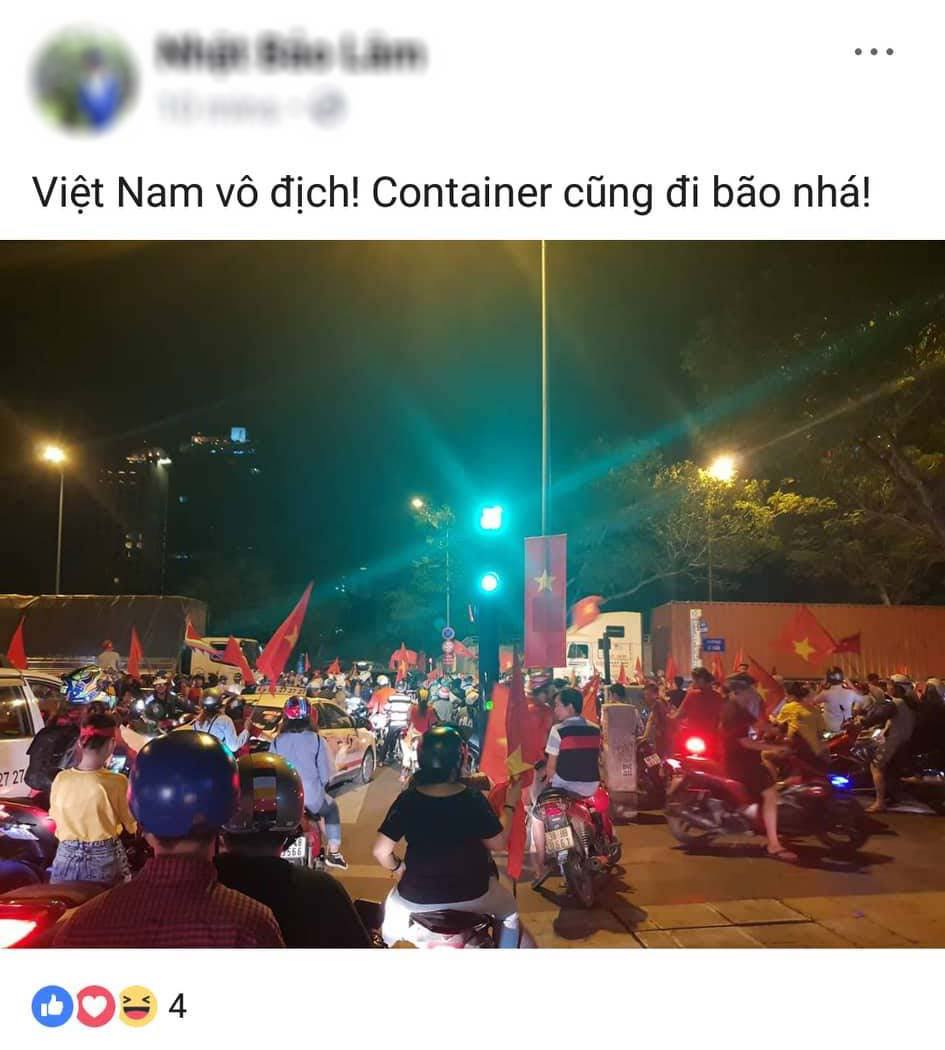 Kỳ tích U23 Việt Nam tại ASIAD 18: Cờ đỏ sao vàng ngập tràn Facebook - 6