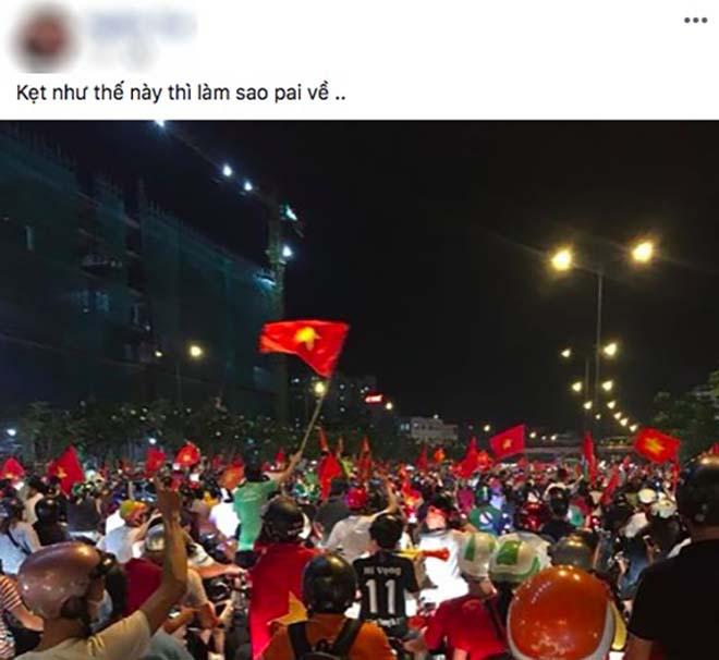 Kỳ tích U23 Việt Nam tại ASIAD 18: Cờ đỏ sao vàng ngập tràn Facebook - 9