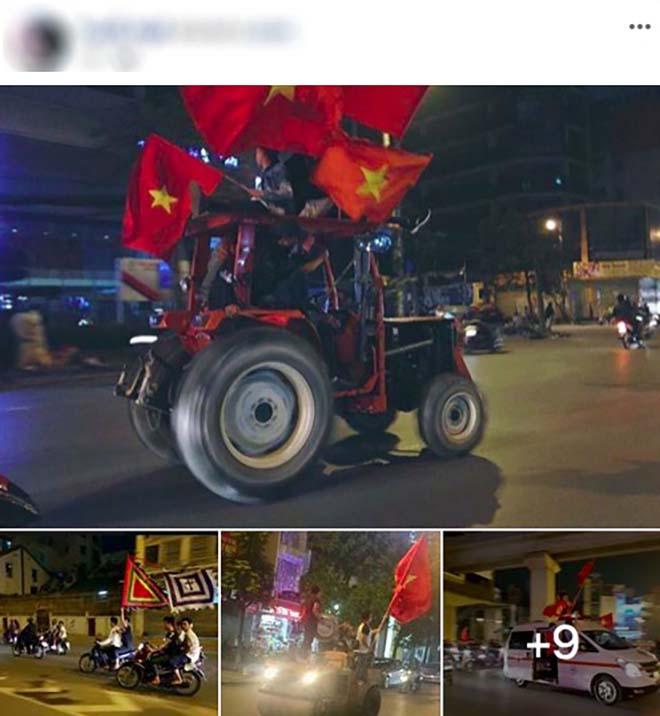 Kỳ tích U23 Việt Nam tại ASIAD 18: Cờ đỏ sao vàng ngập tràn Facebook - 10