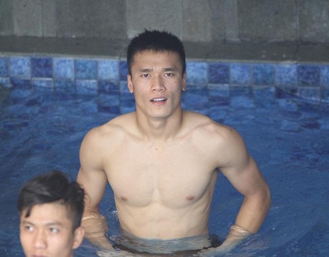Ăn 4.000 kcal/ ngày, cầu thủ U23 VN vạm vỡ chẳng kém Son Heung-min - hình ảnh 7