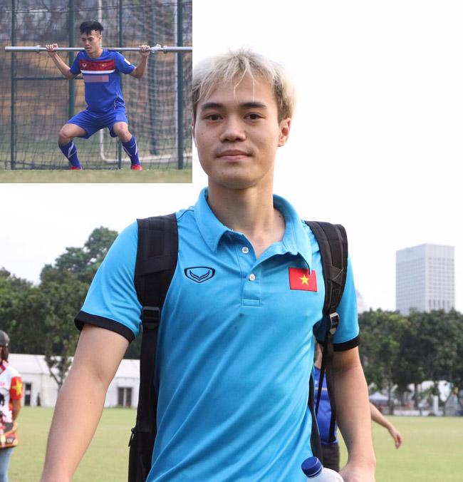 Ăn 4.000 kcal/ ngày, cầu thủ U23 VN vạm vỡ chẳng kém Son Heung-min - hình ảnh 9