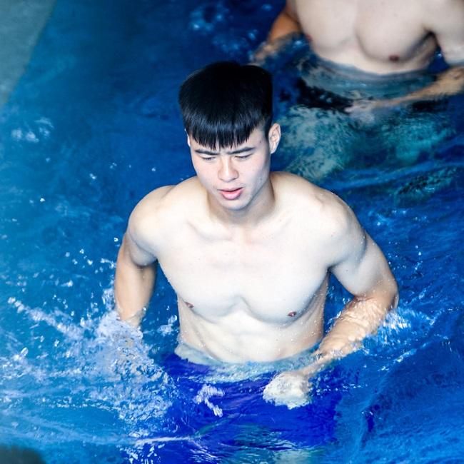 Ăn 4.000 kcal/ ngày, cầu thủ U23 VN vạm vỡ chẳng kém Son Heung-min - hình ảnh 12