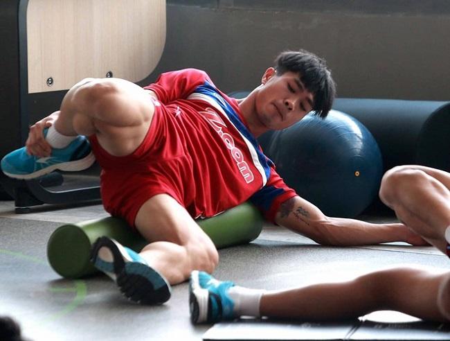Ăn 4.000 kcal/ ngày, cầu thủ U23 VN vạm vỡ chẳng kém Son Heung-min - hình ảnh 11