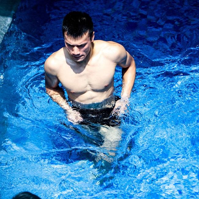 Ăn 4.000 kcal/ ngày, cầu thủ U23 VN vạm vỡ chẳng kém Son Heung-min - hình ảnh 17