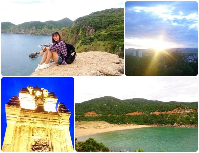 """Một mình khoác balo về với Phú Yên thăm xứ sở của """"hoa vàng trên cỏ xanh"""" 3 ngày - 3"""