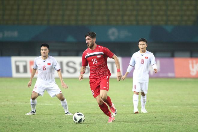 SAO U23 Việt Nam bất ngờ bị kiểm tra doping sau trận thắng Syria - 1