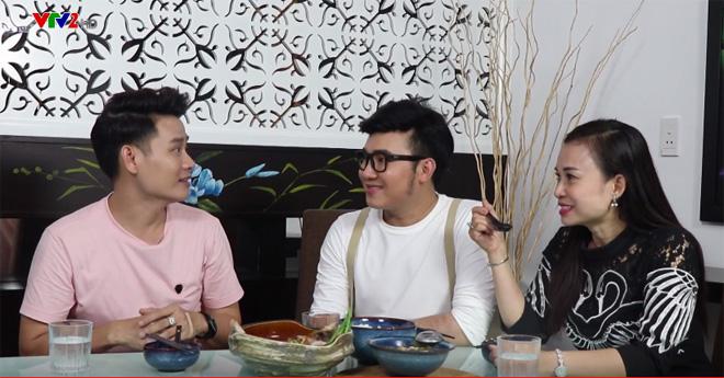 Tiko Tiến Công, Sơn Ngọc Minh trổ tài nấu ăn cùng Master Chef Phạm Tuấn Hải - 3