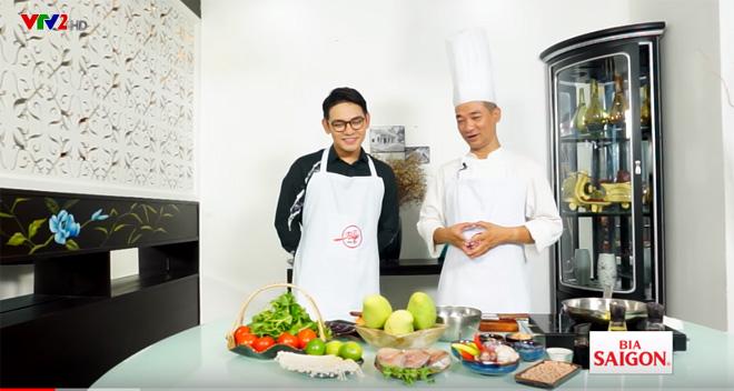 Tiko Tiến Công, Sơn Ngọc Minh trổ tài nấu ăn cùng Master Chef Phạm Tuấn Hải - 4