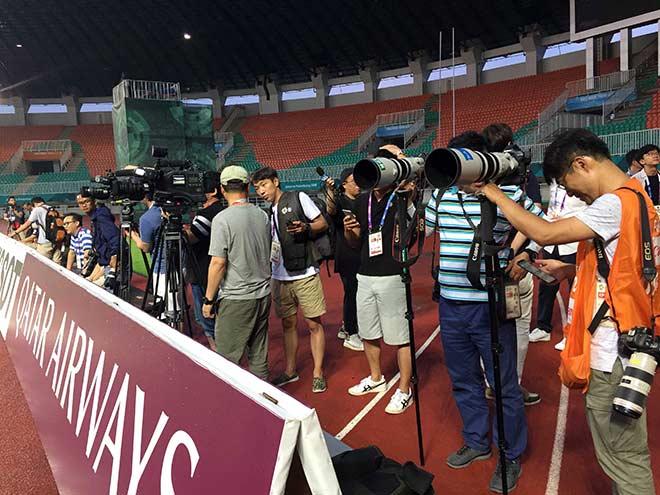 U23 Việt Nam đấu Hàn Quốc: HLV Park Hang Seo khiến báo chí Hàn bị sốc - 1