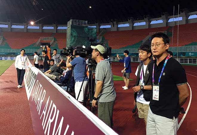 U23 Việt Nam đấu Hàn Quốc: HLV Park Hang Seo khiến báo chí Hàn bị sốc - 2