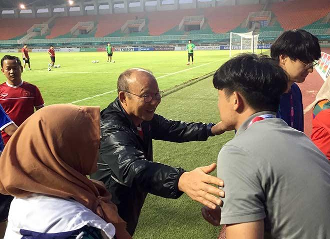 U23 Việt Nam đấu Hàn Quốc: HLV Park Hang Seo khiến báo chí Hàn bị sốc - 4