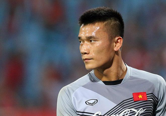 U23 Việt Nam chưa lọt lưới ở ASIAD: Thủ môn Tiến Dũng tiết lộ bí kíp đấu Hàn Quốc - 1
