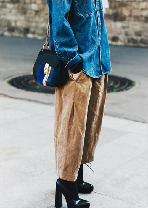 Những mẫu túi yên ngựa sành điệu hợp với đủ kiểu mặc - 12
