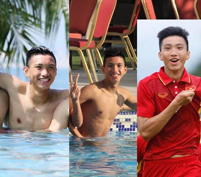 """Ai là cầu thủ có mái tóc, hình xăm… """"chất"""" nhất U23 Việt Nam? - hình ảnh 14"""