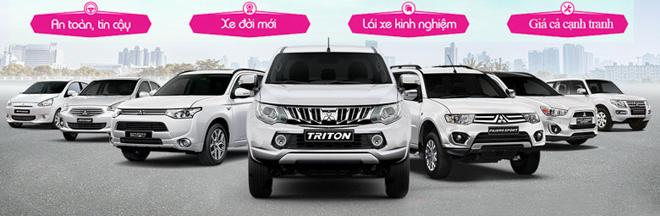 Giá cho thuê xe du lịch 7 chỗ tại Hà Nội, Sài Gòn các tỉnh thành Việt Nam - 1