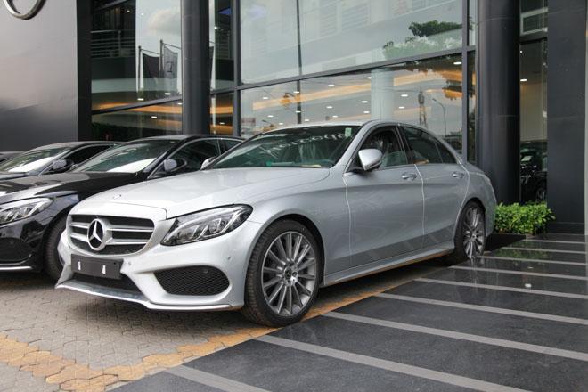Giá xe Mercedes C-Class cập nhật tháng 10/2018: Sở hữu C-Class chỉ cần trả trước 600 triệu - 5