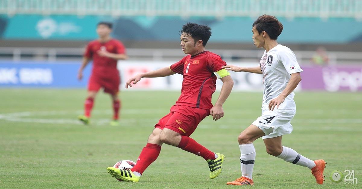 U23 Việt Nam - U23 Hàn Quốc: Siêu phẩm Minh Vương, nỗ lực đến tận cùng