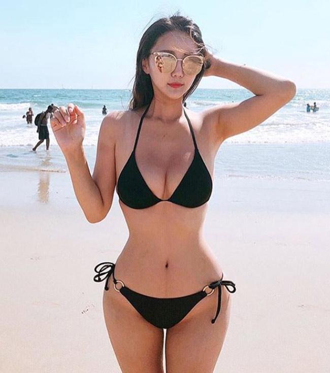 Hàn Quốc ngập tràn những cô gái bình thường vẫn mặc bikini đẹp như tượng - hình ảnh 6