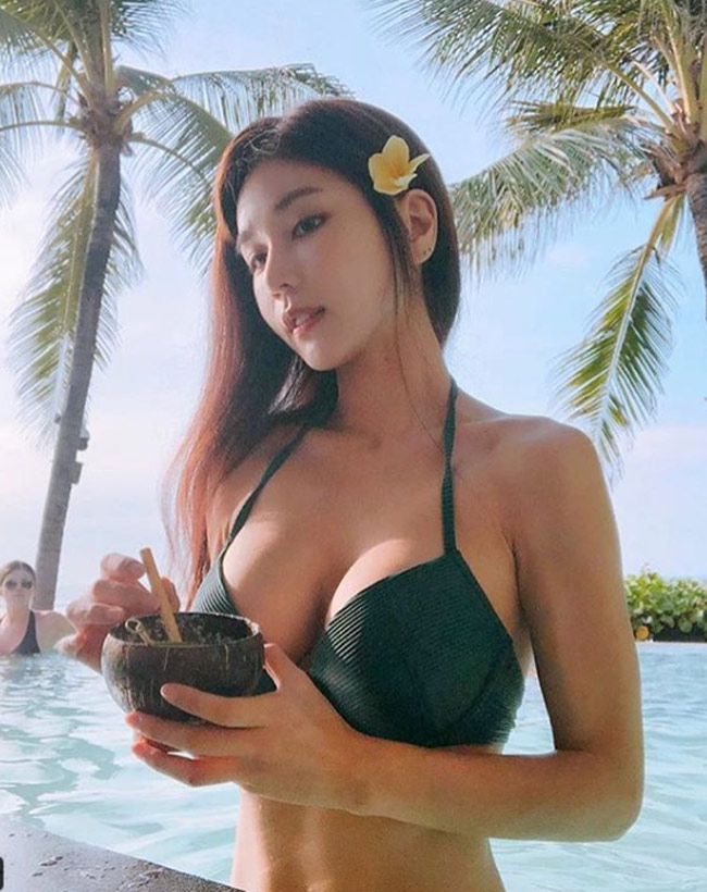 Hàn Quốc ngập tràn những cô gái bình thường vẫn mặc bikini đẹp như tượng - hình ảnh 5