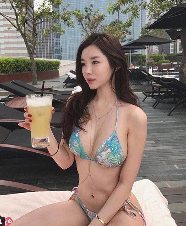Hàn Quốc ngập tràn những cô gái bình thường vẫn mặc bikini đẹp như tượng - hình ảnh 16
