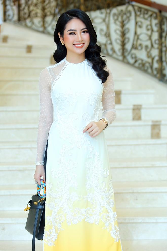 Hoa hậu Các dân tộc Việt Nam tiết lộ lý do cắt phăng mái tóc mây thương hiệu - hình ảnh 2