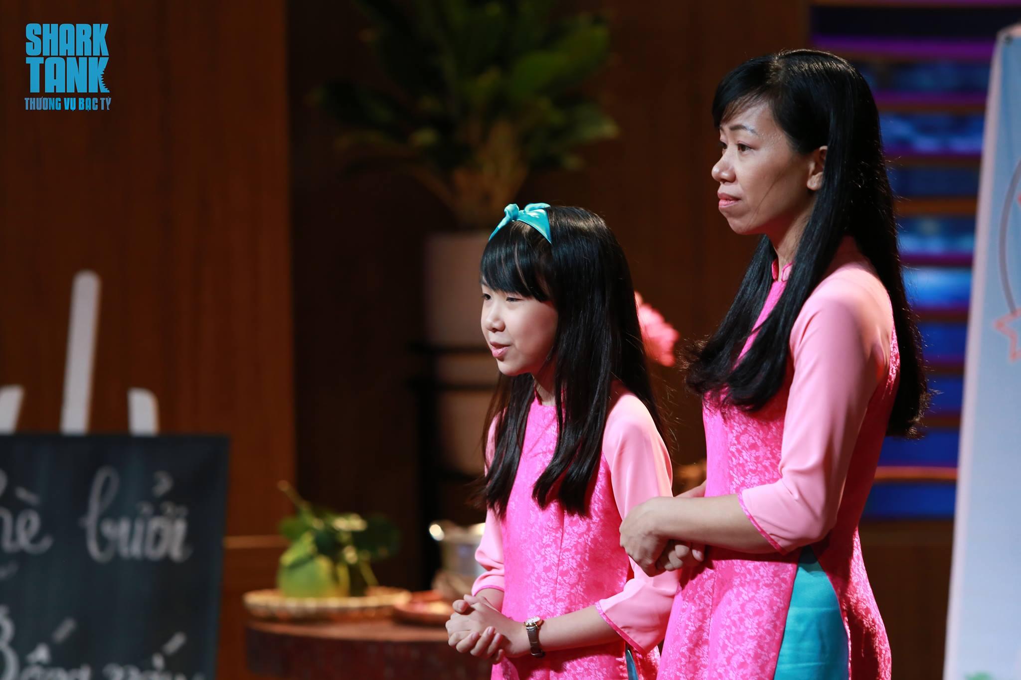 Cô bé Tuyên Quang 7 tuổi khởi nghiệp, 11 tuổi gọi vốn thành công gây bão truyền hình - 1