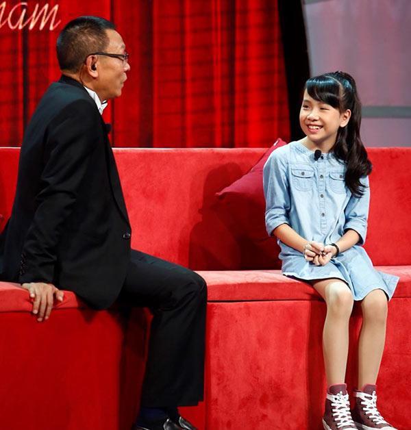 Cô bé Tuyên Quang 7 tuổi khởi nghiệp, 11 tuổi gọi vốn thành công gây bão truyền hình - 7