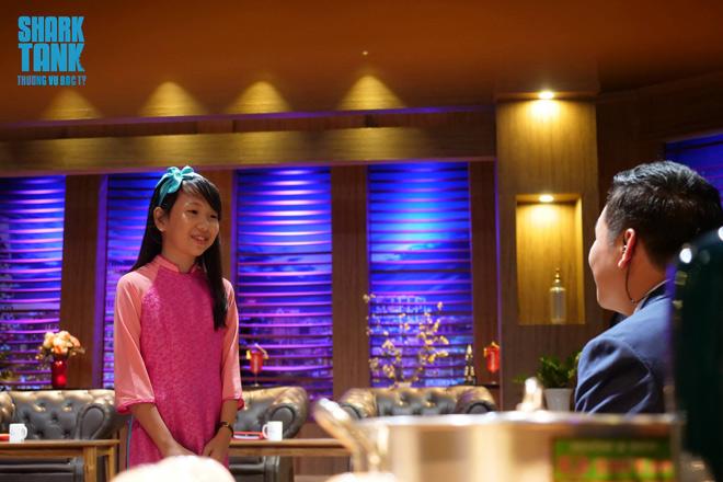 Cô bé Tuyên Quang 7 tuổi khởi nghiệp, 11 tuổi gọi vốn thành công gây bão truyền hình - 4